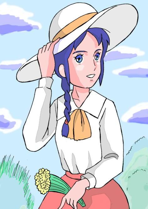 アンジェレッタ illustrated by はぎ