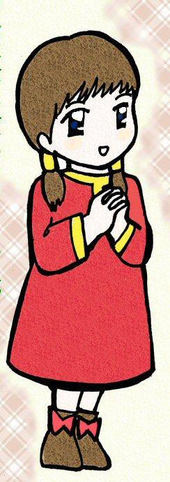 ラナ(未来少年コナン) illustrated by はいぱああろあ