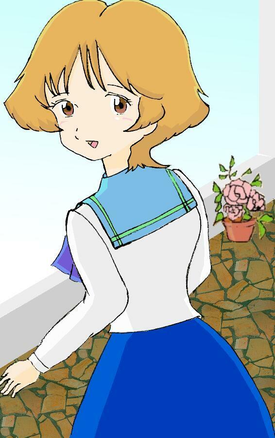 メイベル・ウェスト嬢 illustrated by 霧人
