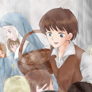 アランと子供たち