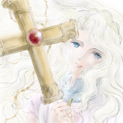 黄金の十字架