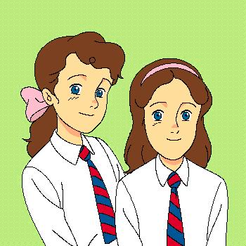 パトリシアとイザベル