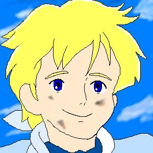 アルフレドの青い空