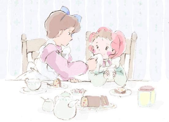 リリーとフローラその2