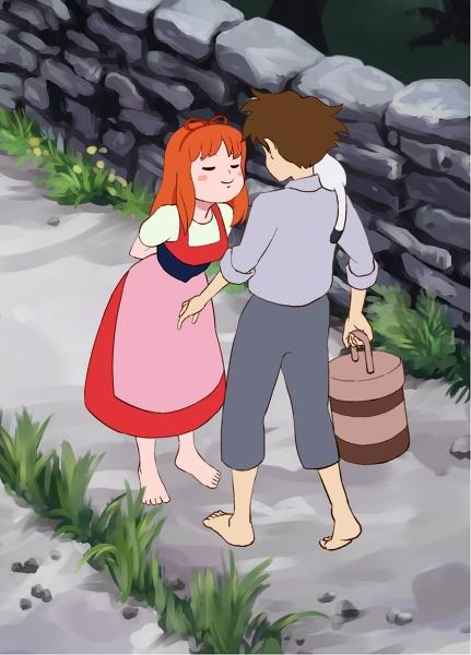 好きならキスして illustrated by shun